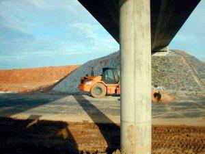Blazquez Martín Obras Civiles y Medioambientales - Trabajo Realizado Acondicionamiento de Carreteras y Autovías