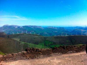 Blazquez Martín Obras Civiles y Medioambientales - Trabajo Realizado Mantenimiento de parque eólico