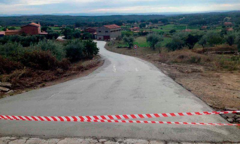 Blazquez Martín Obras Civiles y Medioambientales - Trabajo Realizado Pavimentación de caminos y vías