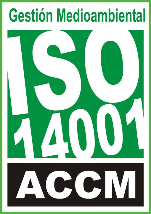 Blazquez Martín Obras Civiles y Medioambientales - Certificado Gestión Medioambiental ISO 14001
