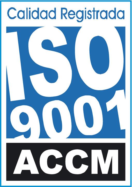 Blazquez Martín Obras Civiles y Medioambientales - Certificado Gestión de Calidad ISO 9001